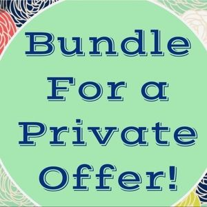 Bundle with 2 or more items and Save!